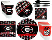 Georgia Bulldogs Party Pack #2