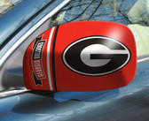 Georgia Bulldogs Mirror Cover - Small