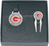 Georgia Bulldogs Golf Gift Set