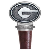 Georgia Bulldogs Bottle Cork Stopper