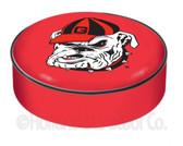 Georgia Bulldogs Bar Stool Seat Cover