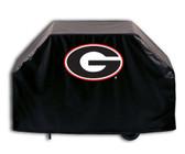 """Georgia Bulldogs 72"""" Grill Cover"""