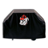 "Georgia Bulldogs ""Bulldog"" 72""Grill Cover"