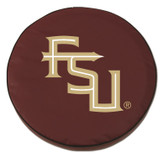 Florida State Seminoles Red Tire Cover, Small TCBRGFlorStScriptSM