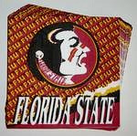 Florida State Seminoles Lunch Napkins