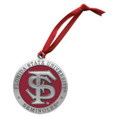 Florida State Seminoles Logo Ornament