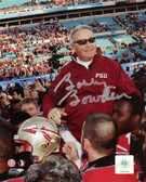Florida State Seminoles Bobby Bowden Hand Signed 8 x 10 Photograph A8FS-BOWDEN-FG