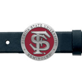 Florida State Seminoles Belt Buckle