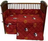 Florida State Seminoles Baby Crib Set