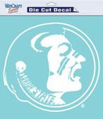 "Florida State Seminoles 8""x8"" Die-Cut Decal"