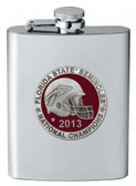 Florida State Seminoles 2013 BCS National Champions Flask