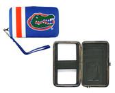 Florida Gators Shell Wristlet