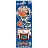 Florida Gators Prismatic Stickers