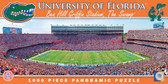 Florida Gators Panoramic Stadium Puzzle