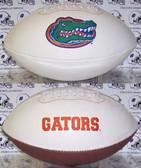 "Florida Gators Embroidered Logo ""Signature Series"" Football"
