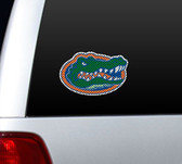 Florida Gators Die-Cut Window Film - Large