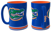 Florida Gators Coffee Mug - 15oz Sculpted
