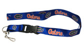 Florida Gators Breakaway Lanyard with Key Ring