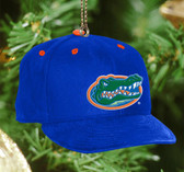 Florida Gators Baseball Cap Ornament