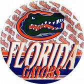 """Florida Gators 9"""" Paper Plates"""