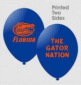 "Florida Gators 11"" Latex Balloons"