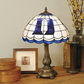 Duke Blue Devils Tiffany Table Lamp