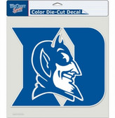 "Duke Blue Devils Die-Cut Decal - 8""x8"" Color"