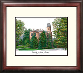 Colorado State University Alumnus Framed Lithograph