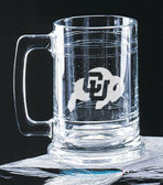 Colorado Buffaloes Deep Etched Colonial Tankard Mug