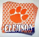 Clemson Tigers Lunch Napkins