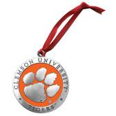 Clemson Tigers Logo Ornament