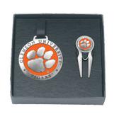 Clemson Tigers Golf Gift Set
