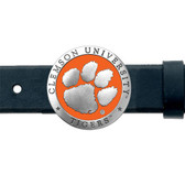 Clemson Tigers Belt Buckle