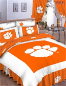 Clemson Tigers Bed in a Bag (Full)