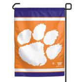 "Clemson Tigers 11""x15"" Garden Flag"