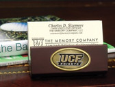 Central Florida Golden Knights Business Card Holder