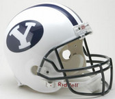 BYU Cougars Riddell Deluxe Replica Helmet