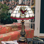 Boston College Eagles Tiffany Table Lamp