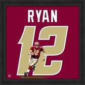 Boston College Eagles Matt Ryan 20x20 Framed Uniframe Jersey Photo