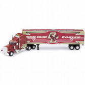 Boston College Eagles 1:80 2007 Peterbilt Tractor Trailer