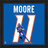 Boise State Broncos Kellen Moore 20X20 Framed Uniframe Jersey Photo