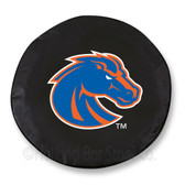 Boise State Broncos Black Tire Cover, Large