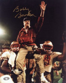 Bobby Bowden Signed Florida State Seminoles  8 x 10 Photo