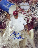 Bobby Bowden Hand Signed Florida State Seminoles  8 x 10 Photograph