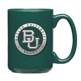 Baylor Bears Green Coffee Mug Set