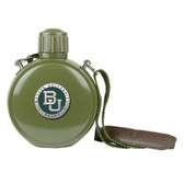Baylor Bears Colored Logo Canteen with Compass
