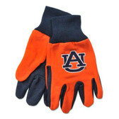 Auburn Tigers Two Tone Gloves