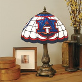 Auburn Tigers Tiffany Table Lamp