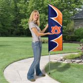 Auburn Tigers Swooper Flag