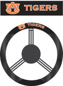 Auburn Tigers Poly-Suede Steering Wheel Cover